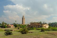 RU_201904_Maroc_505_x (boleroplus) Tags: architecture horizontal palmier paysage ville marrakech maroc