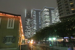 2019 04 26e walking at night in Miniamorati 7 (Blake Handley) Tags: 2019 04 26d afternoon walk yokohama blake blamar japan minato mirai 21 harbour cosmoworld cosmo world night evening