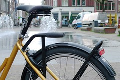 WorkCyclesKr8-gold-OneArmBandit-Neodrive6 (@WorkCycles) Tags: bakfiets cargobike crate derailleur dutch electric kr8 neodrives transportfiets workcycles