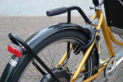 WorkCyclesKr8-gold-OneArmBandit-Neodrive7 (@WorkCycles) Tags: bakfiets cargobike crate derailleur dutch electric kr8 neodrives transportfiets workcycles