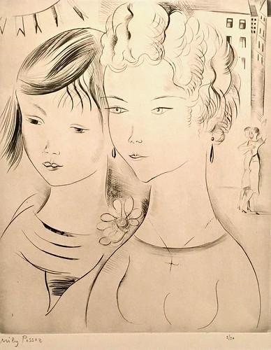 """""""Le 14 Juillet"""" (undated) - Mily Possoz (1888-1967)"""