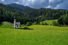 San Giovanni in Ranui (Salmoopen) Tags: dolomite italy misurina braies garda alpedisiusi ranui valdifunes