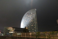 2019 04 26e walking at night in Miniamorati 4 (Blake Handley) Tags: 2019 04 26d afternoon walk yokohama blake blamar japan minato mirai 21 harbour cosmoworld cosmo world night evening