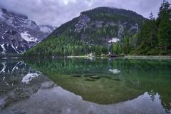 Lago de Braies (Salmoopen) Tags: dolomite italy misurina braies garda alpedisiusi ranui valdifunes