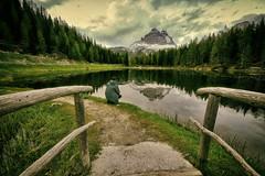 Lago d'Antorno (Salmoopen) Tags: dolomite italy misurina braies garda alpedisiusi ranui valdifunes