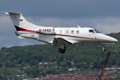 D-IAAD_01 (GH@BHD) Tags: diaad embraer emb emb500 phenom phenom100 arcusair bhd egac belfastcityairport bizjet corporate executive aircraft aviation