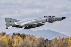 McDonnell Douglas F-4EJ Kai Phantom - 347 (NickJ 1972) Tags: hyakuri airbase air base afb japan jasdf 2018 aviation mcdonnelldouglas f4 phantom ii 678378