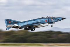 McDonnell Douglas RF-4E Kai Phantom - 191 (NickJ 1972) Tags: hyakuri airbase air base afb japan jasdf 2018 aviation mcdonnelldouglas f4 phantom ii rf4 476901