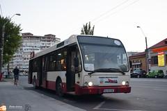 Transurb Galați YNF (Pavlos Andreas - Transport Photography) Tags: daf transurb autobuz bus berkhof jonckheer galati romania nederlands eindhoven hermes