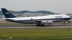 British Airways (BOAC) Boeing 747-436 G-BYGC (StephenG88) Tags: londonheathrowairport heathrow lhr egll 27r 27l 9r 9l boeing airbus may20th2019 20519 myrtleavenue renaissanceheathrow britishairways ba baw speedbird boac retrojet 747 744 747400 747436 gbygc