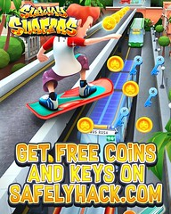 Subway Surfers Hack Updates May 31, 2019 at 03:30AM (safelyhack) Tags: subway surfers