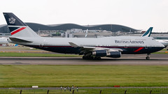 British Airways (Landor) Boeing 747-436 G-BNLY (StephenG88) Tags: londonheathrowairport heathrow lhr egll 27r 27l 9r 9l boeing airbus may20th2019 20519 myrtleavenue renaissanceheathrow britishairways ba baw speedbird landor 747 744 747400 retrojet 747436 gbnly