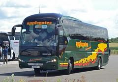 Applegates G2 EFA (tubemad) Tags: g2efa applegates coaches neoplan tourliner tourliner2 n2216 n2216shd stonehengecoach