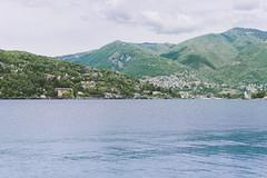 Lake (sarahmu.) Tags: lake lakecomo como lombardy nature mountain landscape