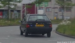Citroën BX 16 TGI Break 1993 (XBXG) Tags: grns63 citroën bx 16 tgi break 1993 citroënbx stationcar stationwagen station wagon kombi estate green vert triton waarderweg haarlem nederland holland netherlands paysbas youngtimer old classic french car auto automobile voiture ancienne française france frankrijk vehicle outdoor