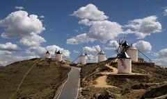 Molinos de viento (Rabadán Fotho) Tags: paisaje photo fotografia panoramica landscape