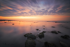........Then came the morning (Mark Leader) Tags: sony a7iii art beach coast clouds colour calm coastal dreamscape dynamic dawn dreamy eastsussex exposure filter fairlight foreground glow hastings incoming tide light vibrant sky longexposure landscape morning ndfilter nd ocean peaceful tranquil tranquility sea shore seascape sunrise serene smooth serenity surreal reflection