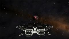 statue of liberty nebula (CMDR Snarkk) Tags: nebula elite dangerous krait