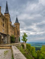 Castle Hohenzollern, Swabian Alb, near Hechingen (Steppenwolf33) Tags: castle hohenzollern hechingen swabian alb mountain steppenwolf33 ngc