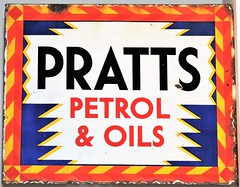 (Will S.) Tags: vintagesign vintage sign pratt petrol oils mypics shetlandmuseum lerwick shetland scotland unitedkingdom