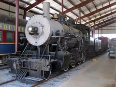 21 Steam Locomotive (ChrisChen76) Tags: steamlocomotive steamtrain southeasternrailwaymuseum duluth georgia usa