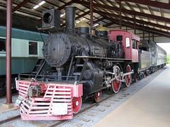 General II Steam Locomotive (ChrisChen76) Tags: steamlocomotive steamtrain southeasternrailwaymuseum duluth georgia usa