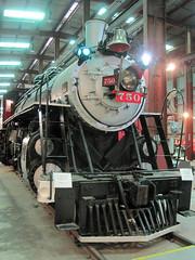 750 Steam Locomotive (ChrisChen76) Tags: steamlocomotive steamtrain southeasternrailwaymuseum duluth georgia usa