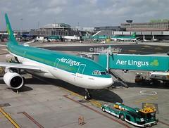 Aer Lingus                              Airbus A330                            EI-DAA (Flame1958) Tags: aerlingus aerlingusa330 aerlingusdublin dub eidw dublinairport 170418 0418 2018 eidaa s6 samsung samsungpicture samsungimage samsungs6