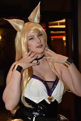 K/DA Ahri (6 Photography) Tags: anime north toronto 2019 cosplay leauge of legends kda ahri