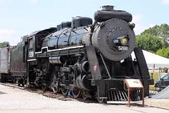 5288 Steam Locomotive (ChrisChen76) Tags: tennesseevalleyrailwaymuseum steamlocomotive steamtrain chattanooga georgia usa