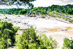 Pedernales_012 (allen ramlow) Tags: pedernales state park texas overexposed overexposure landscape