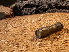 SureFire L1 (electromage) Tags: surefire l1 lumamax used outdoors flashlight led tactical