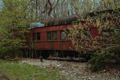 The Mobile Restaurant (Explored) (rantropolis) Tags: abandoned restaurant train diner mobile gulf resort spring exterio outside urbex urbanexploration nikon d750 50mm