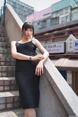 III09975 (HwaCheng Wang 王華政) Tags: 台北 時裝 西門町 美國街 電影公園 紅樓 西門天橋 md model portraiture sony a7r3 ilce7rm3 a7r mark3 a9 ilce9 24 35 85 gm dress street