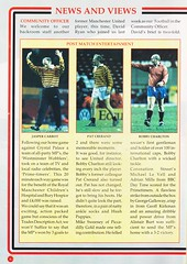 Manchester United vs Middlesbrough - Rumbelows Cup Semi Final 2nd Leg - 1992 - Page 6 (The Sky Strikers) Tags: manchester united middlesbrough rumbelows league cup semi final 2nd leg second road to wembley old trafford review official season programme one pound