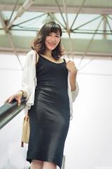 TOM09938 (HwaCheng Wang 王華政) Tags: 台北 時裝 西門町 美國街 電影公園 紅樓 西門天橋 md model portraiture sony a7r3 ilce7rm3 a7r mark3 a9 ilce9 24 35 85 gm dress street
