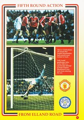 Manchester United vs Middlesbrough - Rumbelows Cup Semi Final 2nd Leg - 1992 - Page 11 (The Sky Strikers) Tags: manchester united middlesbrough rumbelows league cup semi final 2nd leg second road to wembley old trafford review official season programme one pound