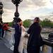 Photo session on Pont Alexandre III