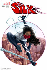 """Silk Swings"" (PatLoika) Tags: silk cindymoon cosplay cosplayphotography marvel spiderman spiderverse"