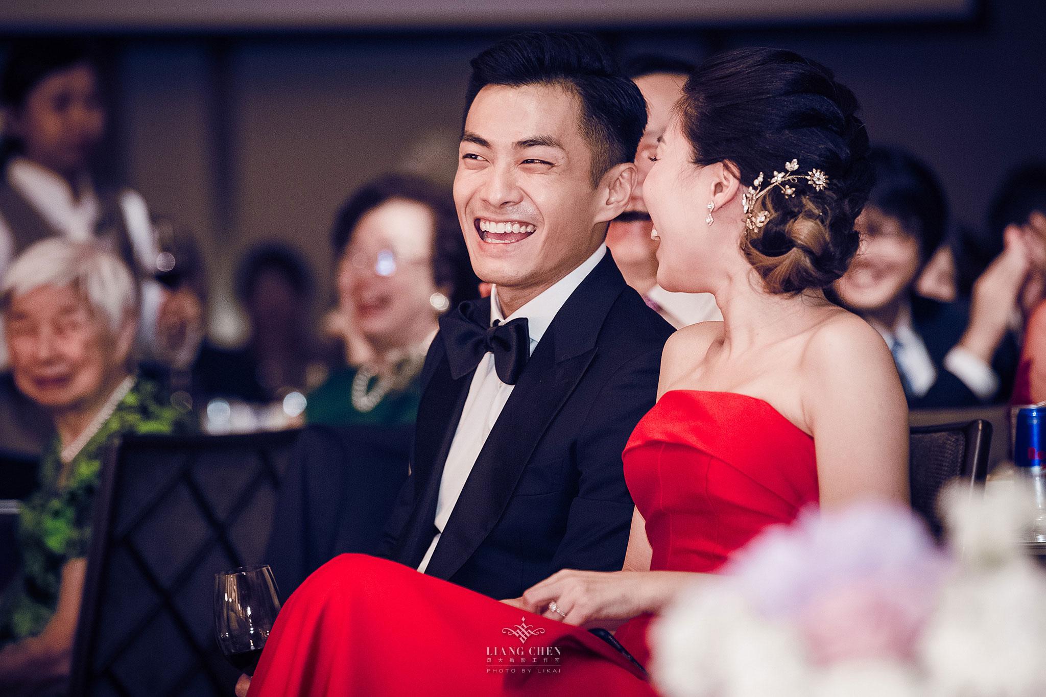 婚禮紀錄 - Wendy & Michael - 萬豪酒店