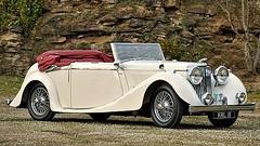 1938 Jaguar SS Drophead Coupe (monte-leone) Tags: