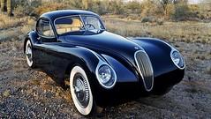 1953 Jaguar XK120M Fixed Head Coupe (monte-leone) Tags: