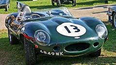 1954 Jaguar D-type (monte-leone) Tags: