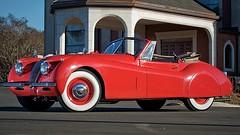 1954 Jaguar XK120 Drophead Coupe (monte-leone) Tags:
