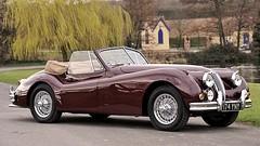 1954-57 Jaguar XK140 Drophead Coupe (monte-leone) Tags: