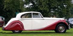 1950 Jaguar MkV Jaguar MkV 3,5 litre (monte-leone) Tags: