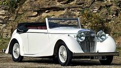 1945-49 Jaguar Mark 4 Drophead Coupe (monte-leone) Tags: