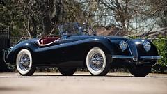 1949-54 Jaguar XK120 Roadster (monte-leone) Tags: