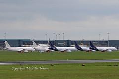SUKHOI SSJ100-95B EI-FWA,B, D, E & F (shanairpic) Tags: jetairliner passengerjet suhhoissj100 shannon cityjet irish