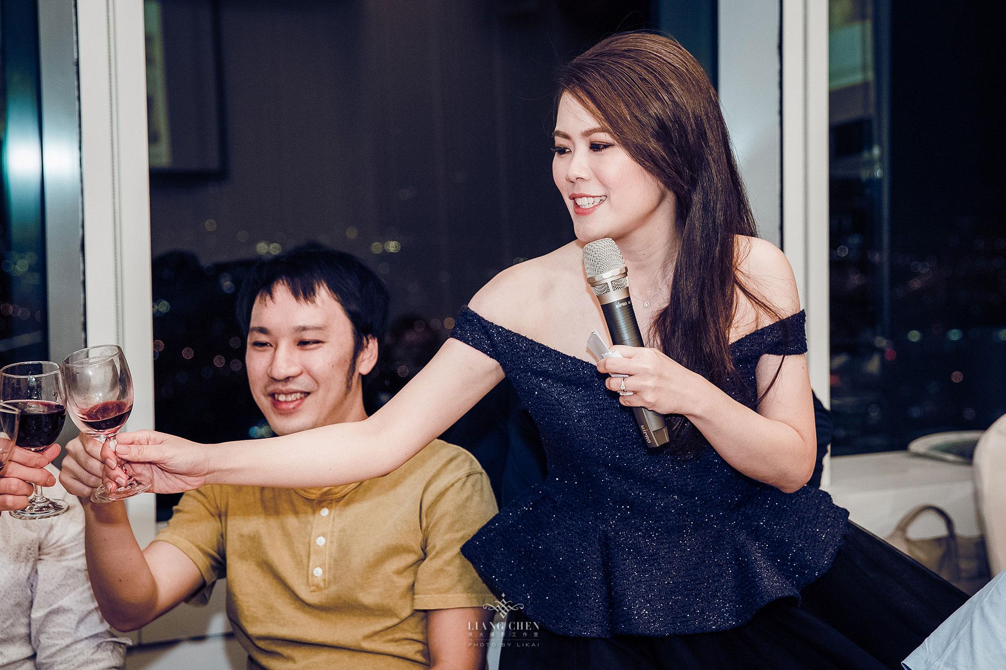 婚禮紀錄 - 佳璟 & 正欣 - 萬豪酒店